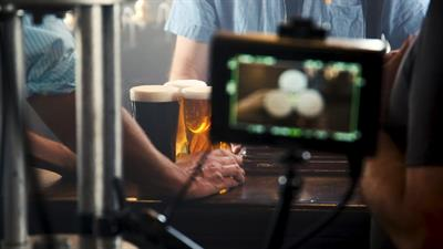 Long live the local: behind the scenes of the new ad from Britain's Beer Alliance