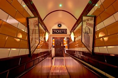 Bombay Sapphire to stage vintage train pop-up bar