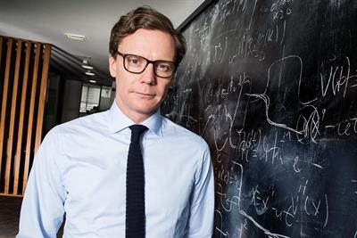 Cambridge Analytica boss on why he's no Bond villain