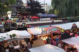 Summer Night Markets return to Camden Lock