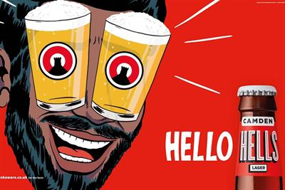 Camden Town Brewery wants Brits to fall back in love with lager in first national campaign
