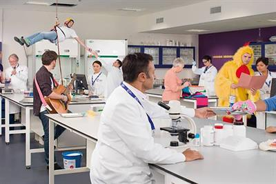 Cancer Research UK appoints Anomaly
