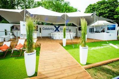 Celebrity Cruises' Lawn Club returns to Taste of London