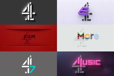 Channel 4 rebrands digital channels to compete in 'cluttered' TV landscape