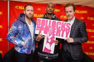 VCCP presents Action Aid's charity single at Reading Festival