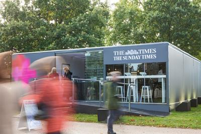 News UK to bring titles to life at Cheltenham Literature Festival