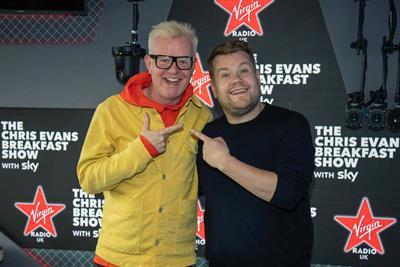 Chris Evans listenership climbs as Zoe Ball's falls in breakfast radio ratings