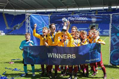 In pictures: PlayStation Schools Cup festival kicks off