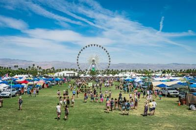 Six brand experiences to look out for at Coachella 2016