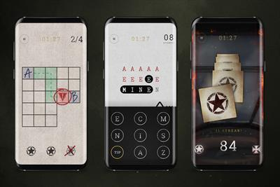 Mattessons Fridge Raiders joins forces with Call of Duty for code-breaking mobile game