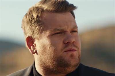 Turkey of the week: Confused.com bungles ad thanks to James Corden's antics