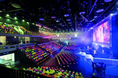 Event Awards 2015 winners - Best New Event Space