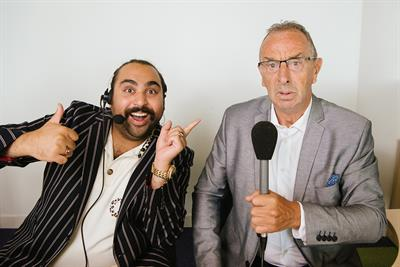 Pick of the week: Chabuddy G gives a winning performance for the ICC Cricket World Cup