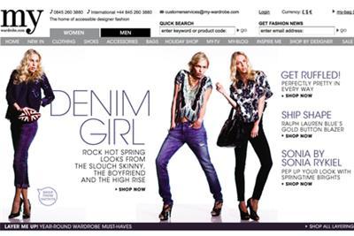 Fashion site My-Wardrobe on the hunt for digital agencies
