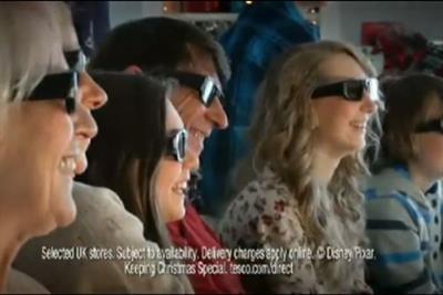 Tesco launches Christmas Price Drop marketing blitz