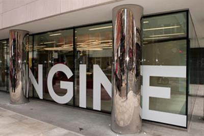 Engine partners with Martin Puris and John Bernbach to launch in US