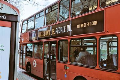 Michael Jackson bus ads prompt 26 complaints to ASA