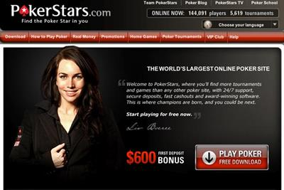 Microsoft marketing exec leaves for online poker company