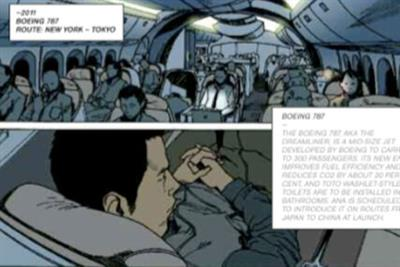 Nissan secures 16-page product placement manga in Monocle