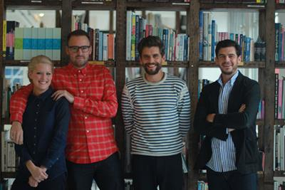 Mother lures creatives from WCRS and W&K