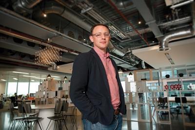 Mark Cridge on taking Glue Isobar 'stratospheric'