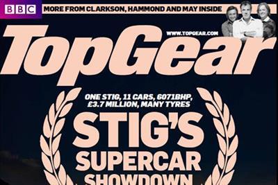 MAGAZINE ABCs: Top Gear extends car mags leadership as rivals drop