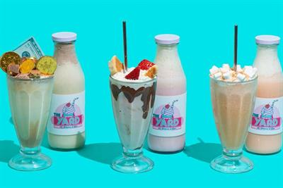 Deliveroo and Kelis' milkshakes bring all the boys (and girls) to the yard