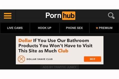 Unilever pledges no more ads on Pornhub after press criticism