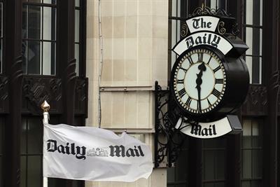 Daily Mail owner drops Covid-19 salary sacrifice