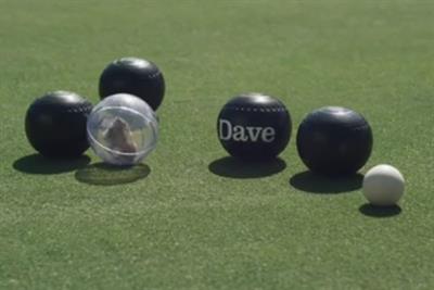 UKTV channel Dave refreshes brand identity
