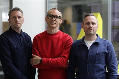 TBWA hires Richard Prentice and David Adamson