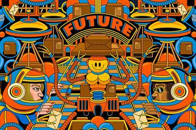 2071: The future of work – a creative adventure with David Oku