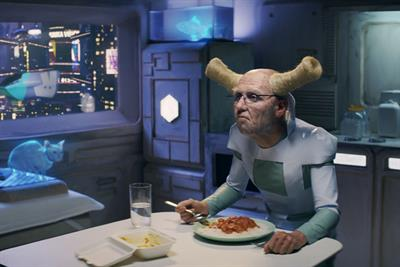 Deliveroo goes global with oddball ad campaign celebrating 'food freedom'