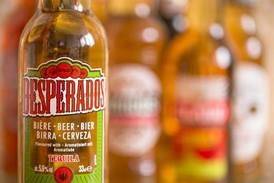Heineken plots global Desperados review