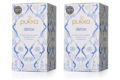 Unilever's Pukka Herbs banned from using 'detox' to describe its tea