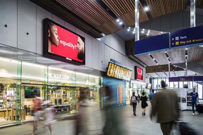 Diageo alcohol-awareness campaign to include London Bridge station takeover