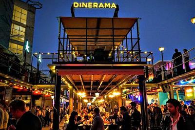 Dinerama to host Event 100 Club 2017