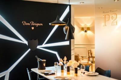 Global: Dom Pérignon unveils branded hotel suite in Monaco