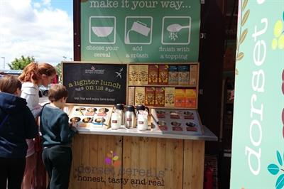 In pictures: On the road with Dorset Cereals