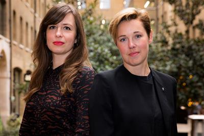 Droga5 names Heather Cuss and Rebecca Lewis joint MDs to drive growth