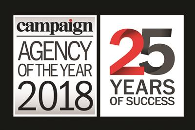 Enter now for Campaign Agency of the Year