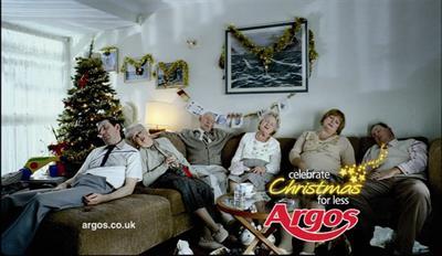 Argos set for merry Christmas