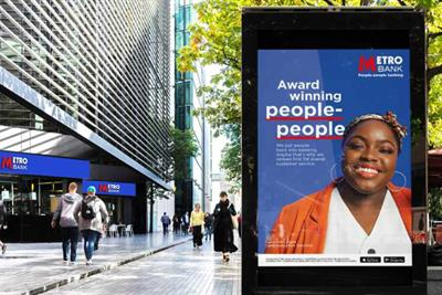 Metro Bank launches first brand campaign as it eyes expansion
