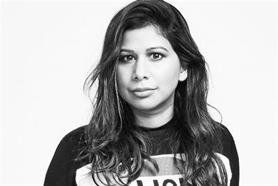 Anna Arnell steps down as creative partner at And Rising
