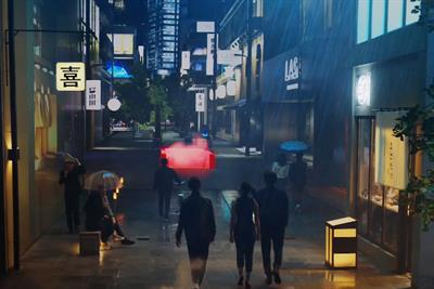 Asahi Super Dry celebrates 'karakuchi' in first global campaign