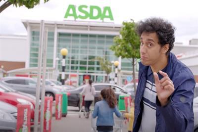 Asda brings back the 'pocket tap' in meta ad campaign