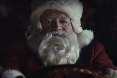 Santa gets behind the wheel in Coca-Cola's Christmas ad directed by Taika Waititi