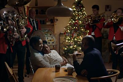 Co-op embraces spirit of giving with pitch-perfect Christmas spot