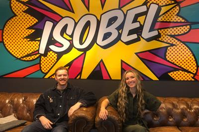Watford grads that launched Guappp agency find placements at Isobel
