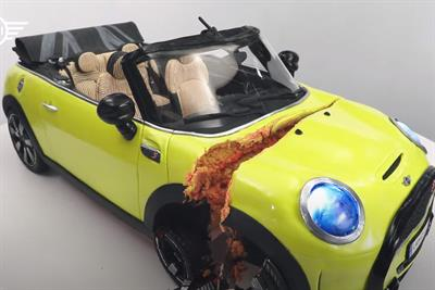 Mini enlists eight creators to unveil new cars